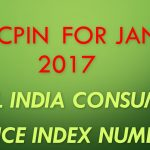AICPIN for the month of January 2017