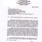 References regarding pay fixation ETC-Streamlining in procedure