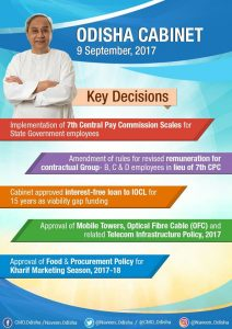 Odisha 7th Pay Commission : Key Decisions